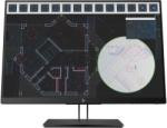"Monitor 24"" HP Z24i G2, LED, IPS, WUXGA 1920x1200, 16:10, 5 ms , 300 cd/m², 1000:1 static / 10000000:1 dinamic, 178°/178°, 1xHDMI 1.4/ 1xDisplayPort / 1xVGA / 3xUSB 3.0, Pivot rotation: 90°, Height adjustment: 150 mm, Tilt: -5 to +22°, Swivel: ±45°"