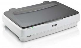 Scanner Epson Expression 1200XL PRO, dimensiune A3, tip flatbed, scanner grafic, viteza scanare: 12sec pagina alb-negru si color, rezolutie optica 2400 x 4800 dpi , sursa lumina: LED, Formate iesire: BMP, JPEG, TIFF, multi-TIFF, PDF, Software inclus: Epso