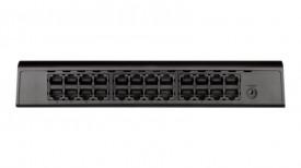 Switch D-Link GO-SW-24G, 24 porturi Gigabit, desktop, plastic, DLinkGO