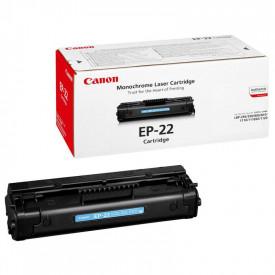 Toner Canon EP-22, black, capacitate 2500 pagini, pentru LBP-800/810/1120