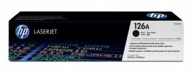 Toner HP CE310A, black, 1.2 k, LaserJet Pro 100 M175A, LaserJetPro 100 M175NW, LaserJet Pro CP1025, LaserJet Pro CP1025NW, Laserjet ProM275