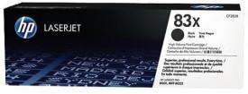 Toner HP CF283X, black, 2.2 k, HP LaserJet Pro M201n; Imprimanta HP LaserJet Pro M201dw; HP LaserJet Pro MFP M225dn; HP LaserJet Pro MFP M225dw.