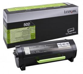 Toner Lexmark 50F2000, black, 1.5 k, MS310d , MS310dn , MS312dn ,MS410d , MS410dn , MS415dn , MS510dn , MS510dtn with 3 year ExchangeService , MS610de , MS610dn , MS610dte