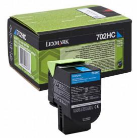 Toner Lexmark 70C2HC0, cyan, 3 k, CS310dn , CS310n , CS410dn ,CS410dtn , CS410n , CS510de , CS510dte