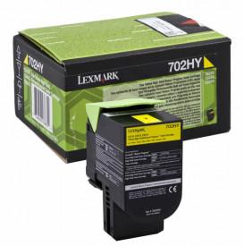 Toner Lexmark 70C2HY0, yellow, 3 k, CS310dn , CS310n , CS410dn ,CS410dtn , CS410n , CS510de , CS510dte