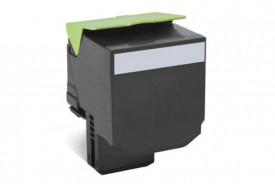 Toner Lexmark 80C2XK0, black, 8 k, CX510de , CX510de Statoil ,CX510dhe , CX510dthe