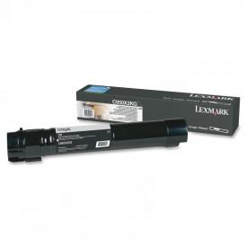Toner Lexmark C950X2KG, black, 32 k, C950de