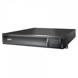 UPS APC Smart-UPS X line-interactive 1500VA / 1200W 8 conectori C13 cardretea, extended runtime rackabil 2U/tower, baterie APCRBC115, optionalextindere garantie cu 1/3 ani (WBEXTWAR1YR-SP-04/WBEXTWAR3YR-SP-04)
