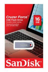 USB Flash Drive SanDisk Cruzer Force, 16GB, 2.0