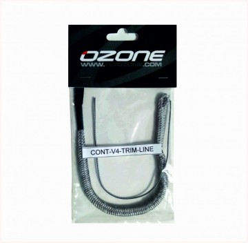 Ozone Clamcleat trim line for the V4 kitesurfing bars