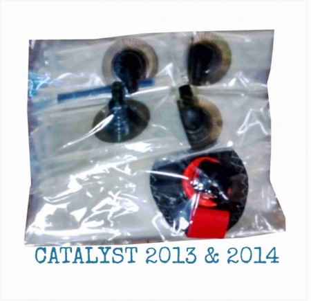 (63) Ozone Bladder. 9m Catalyst 2013 & 2014.