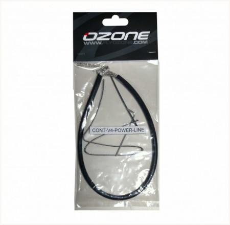 Ozone kites de power line for the V4 Contact bars