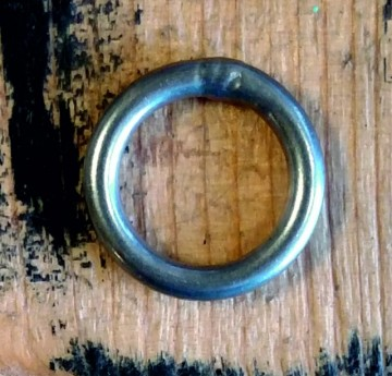 (32) Universal Stainless Safety Ring images