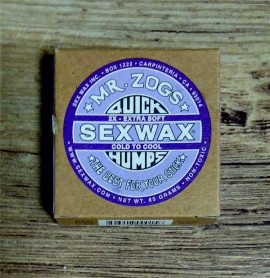 Sex Wax Quick Humps. Purple. images