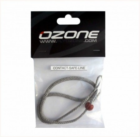 Ozone Contact bar safety flag out line for 2011-2013 bars