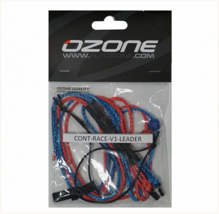 Ozone leader line set for the 2012 Race and v1 bars