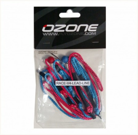 Kite spare parts for Ozone kites, V4 race bar leader line set