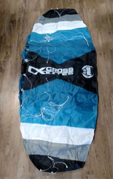 Cross Kites Air 2.5m. Blue. images