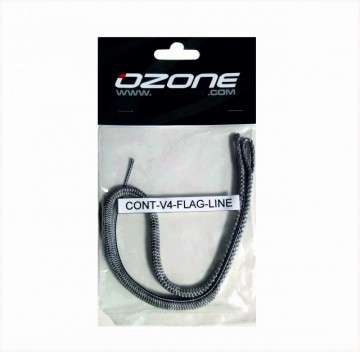 Safety bungee line for the Ozone kite V4 water contact bar