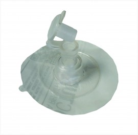 (04) Dr Tuba 9mm Inflate Valve With Ball Stopper