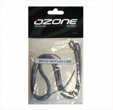 Ozone V4 control bar safety flag out line for the race bars