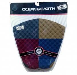 Ocean & Earth Tail Pad. Two Piece. images