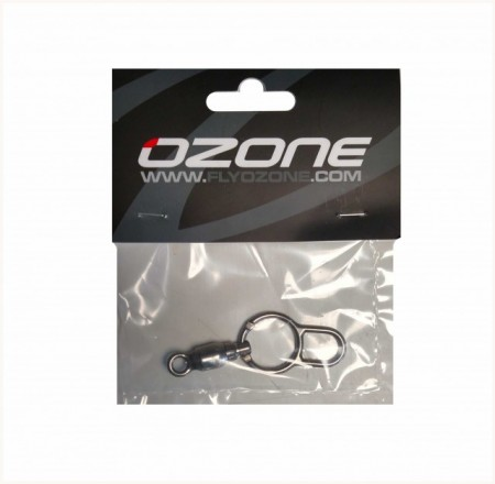 (10) Ozone 2014 Flag Out Safety Ring With Swivel images