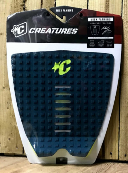 Creatures Tail Pad. Mick Fanning. Night Blue.