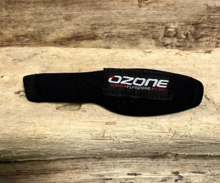 Neoprene clam cleat cover for the Ozone V4 kite surfing bars