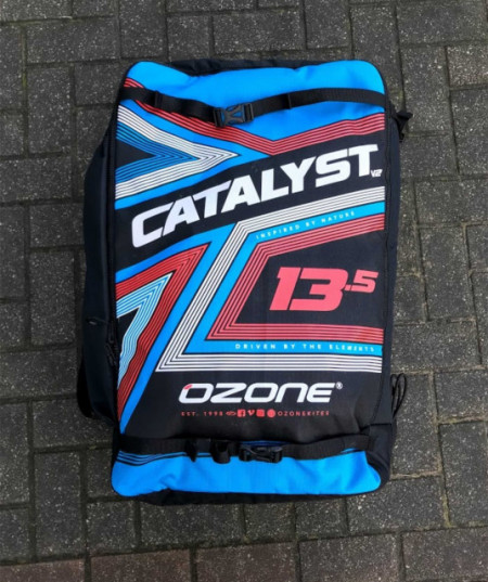 (02) Ozone Catalyst V2 13.5m Used