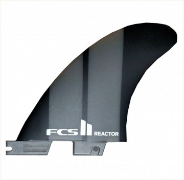 FCS 2 Neo Glass reactor fins for surfboard