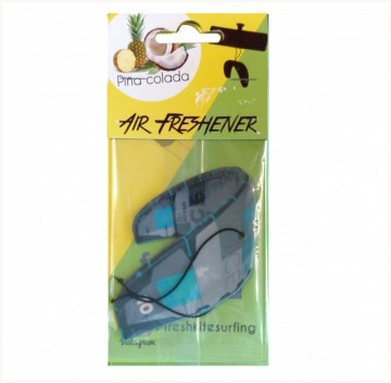 Fresh Kitesurfing Air Freshener. North Dice..
