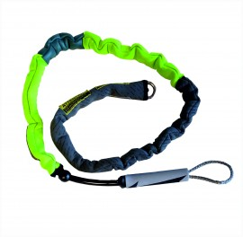 Mystic Handle Pass Leash. Neo. Lime. images