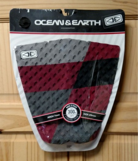 Ocean & Earth Tail Pad. Three Piece. images