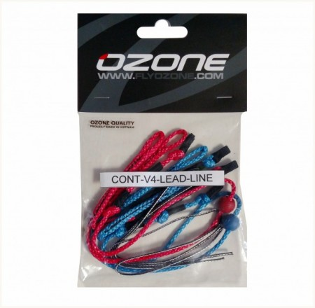 Ozone leader line set for the V4 Contact bars