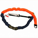 Mystic handle pass safety kite leash