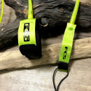 Surf board leash from FCS