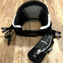 Man's Mystic Warrior V Waist Harness. Black. Freeride/Freestyle/Surf