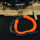 Coral handle pass leash for freestyle kitesurfing