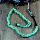 Mystic Handle Pass Leash. Neo. Mint.