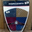 Ocean & Earth Tail Pad. Two Piece.