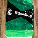 Cross Kites Air 2.1m. Green.