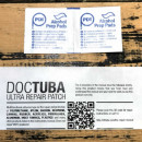 DocTuba bladder patch for kite repair