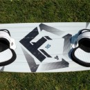 (10) Future F16 Fighting Falcon 140 x 43cm Kitesurfing Board. Used.