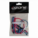 (026) Ozone Leader Line Set. V4 Wake/Compact Bars.