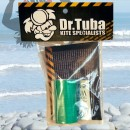 Dr Tuba Sticky Back RipStop Nylon GREEN