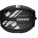 Man's Mystic Majestic X. Waist Harness. Black/White. Freeride/Freestyle/Surf.