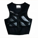 Mystic Mens Block. Impact Vest. Black.