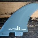 FCS II Fins. Carver. Glass Flex. Medium.