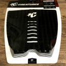 Creatures Tail Pad. Mick Fanning. White/Black.